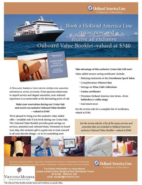 holland-america-value-booklet-page-1