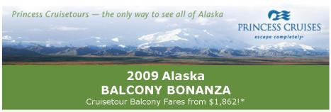 Click the image to view the Balcony Bonanza Promotions