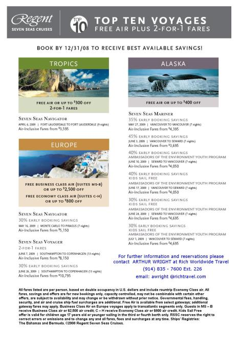 Click the image to view theses special promotions