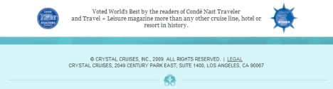 Crystal Cruise Footer Full